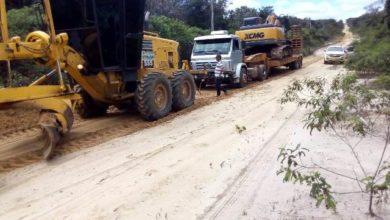 Photo of Porteira Adentro: mais 20 km de estradas recebem máquinas da Semagri na Farinheira em Vilhena