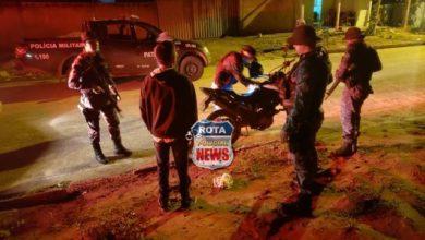 Photo of Homem encontra motocicleta e objetos furtados momentos após ter tido a casa invadida por ladrões