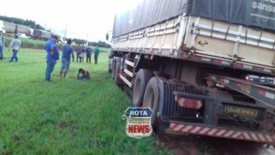 Photo of Motorista vilhenense se envolve em acidente fatal com garoto de 09 anos em Sapezal/MT