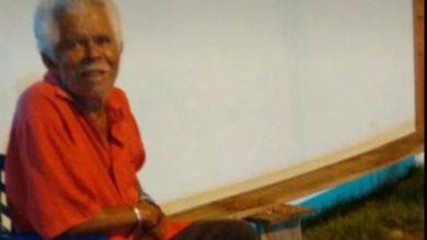 Foto de Idoso desaparece em Chupinguaia e família está preocupada