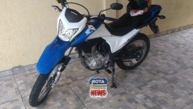 Photo of Motociclista tem Honda Bros roubada a mão armada no residencial Orleans