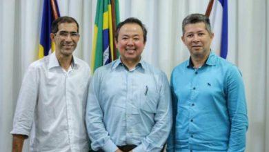 Photo of SEMCOM ganha reforço e novo Chefe de Gabinete é apresentado  pelo Prefeito Eduardo Japonês