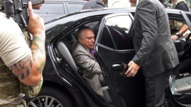 Foto de Impunidade: TRF2 determina soltura do ex-presidente Michel Temer