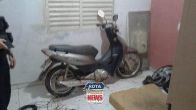 Photo of Polícia Militar acaba de recuperar motoneta furtada e detém suspeito