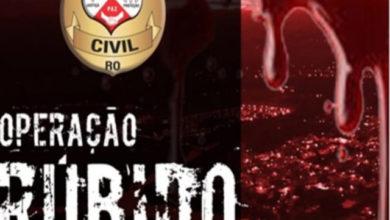 Photo of Mega operação da Polícia Civil envolve 168 agentes e cumpre mandados de prisão e busca em Rondônia