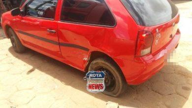 Photo of Colisão entre carros resulta em danos materiais na BR-364