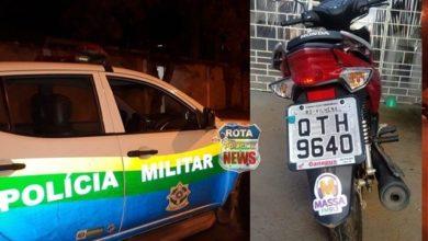 Photo of Motoneta roubada em Vilhena é recuperada pela polícia em Cerejeiras