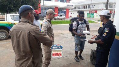 Photo of Imigrante colombiano 'ganha' marmitex com vidros em Vilhena e é hospitalizado