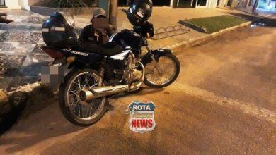 Photo of Motociclista embriagado se envolve em acidente na BR-174 e acaba preso pela PRF