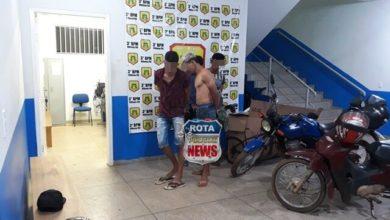 Photo of Urgente: Polícia Militar recupera Bros roubada e prende acusados em menos de duas horas