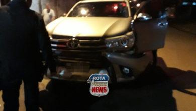 Photo of Motorista embriagado atinge BMW de advogada no Centro e acaba preso