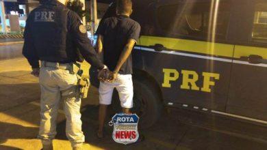 Photo of PRF recaptura foragido de 18 anos na cidade de Vilhena que estava com bicicleta furtada