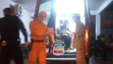 Photo of Homem é esfaqueado no bairro Cristo Rei e encaminhado ao pronto-socorro
