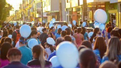 Photo of Caminhada pelo autismo reuniu pais, professores e servidores da Prefeitura