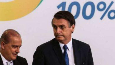 Foto de Bolsonaro propõe salário mínimo sem aumento real e veta concurso público em 2020