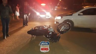 Photo of Motorista de carro provoca acidente no setor 06 e foge após deixar pastor evangélico com ferimentos