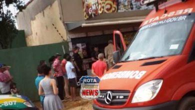 Photo of Urgente: homem é baleado em distribuidora