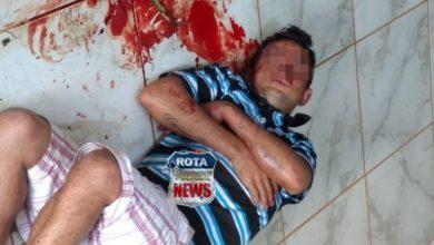 Photo of Suspeito cai dentro de residência após telhado quebrar e acaba detido por populares