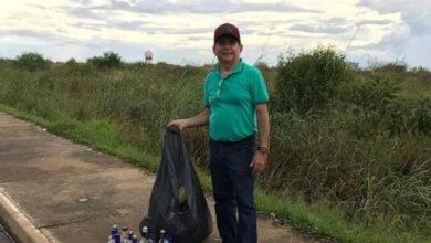 """Photo of ACV limpa estrada do aeroporto que se tornou palco de crimes e um verdadeiro """"lixão"""" nos finais de semana em Vilhena"""