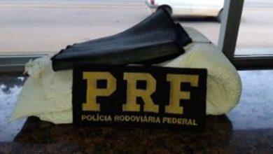 Photo of Em cidade da região, PRF apreende 4 quilos de cocaína que eram transportados por mulher