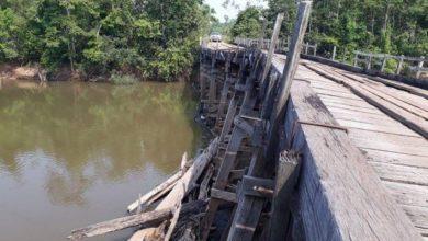 Photo of Denúncia de pontes intransitáveis no município de Chupinguaia é protocolada no Ministério Público em Vilhena