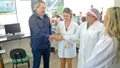 Photo of Laboratório municipal inaugura 5 anos depois de licitado: local realizará milhares de exames