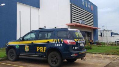 Foto de Motorista é flagrado pela PRF dirigindo sob a influência de álcool em Vilhena