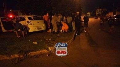Foto de Urgente: colisão entre veículos deixa pelo menos 06 vítimas no bairro Cristo Rei