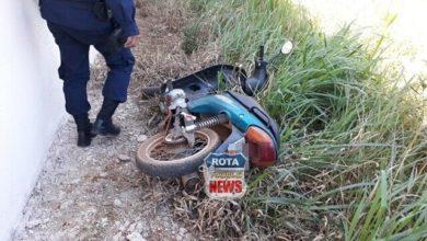 Photo of Motoneta que foi furtada em condominio é recuperada pela Polícia Militar