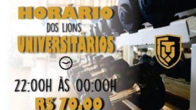 Photo of Lion Fitness Academia tem promoção em horário para universitários, venha conferir!