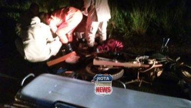 Photo of Grave acidente de trânsito é registrado na BR-364 e deixa casal de idosos com poli traumatismo