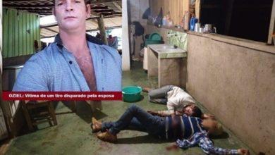 Photo of Mulher mata marido com tiro de espingarda, após ser agredida a facadas