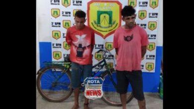 Photo of PATAMO prende agente e menor infrator por roubo de motocicleta em Vilhena