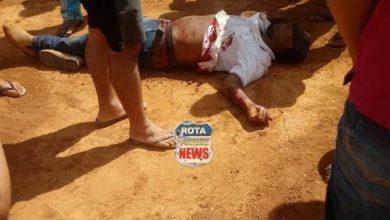 Photo of Urgente: homem é alvejado por diversas vezes e fica em estado grave no bairro Cristo Rei