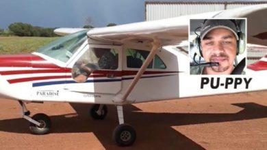 Foto de Força Aérea retoma buscas por aeronave e tripulantes que desapareceram no MT após saírem de Espigão do Oeste/RO