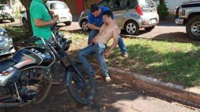 Foto de Estudante de medicina de nacionalidade brasileira arranca um olho aparentemente sob os efeitos de droga