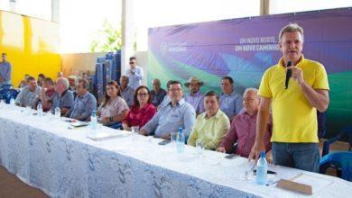Foto de Deputado Luizinho Goebel convida população para entrega de máquinas na Prefeitura de Vilhena