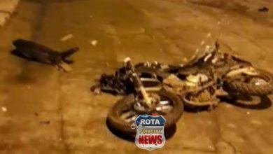 Photo of Urgente: colisão entre motocicletas deixa um morto e outro com fratura na perna em Colorado do Oeste