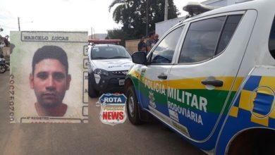 Photo of Pintor morto a tiros em construção usava tornozeleira eletrônica; 14 capsulas foram encontradas