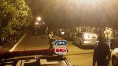 Photo of Operação Aero Paz II é realizada pela Polícia Militar e Polícia Rodoviária Federal na estrada do aeroporto de Vilhena
