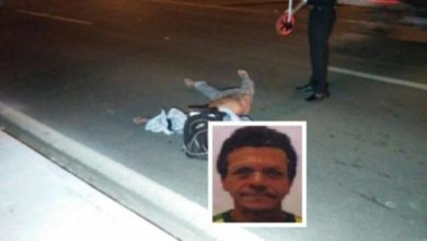 Photo of Trabalhador braçal morre atropelado e motorista foge do local sem prestar socorro