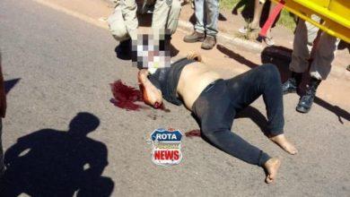 Photo of Urgente: homem pula de viaduto em Pimenta Bueno e fica em estado grave