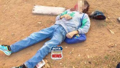 """Photo of Homem morto a pauladas teria gritado: """"Não faz isso, eu vou te pagar. Para,"""" afirma polícia"""