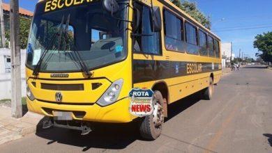 Foto de Em Nota Oficial, Prefeitura de Vilhena se manifesta sobre acidente envolvendo ônibus escolar