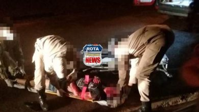 Photo of Jovem é espancado a pauladas no Centro de Vilhena e socorrido pelo Corpo de Bombeiros Militares