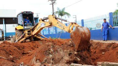 Photo of Servidores do Saae reformam prédio da autarquia economizando R$ 30 mil com mão-de-obra