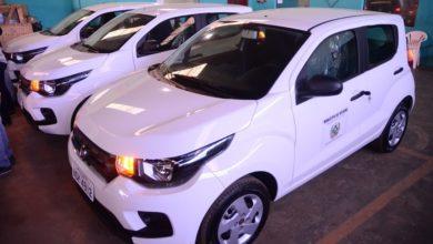 Photo of Prefeito entrega três veículos para a Saúde de Vilhena com recursos próprios