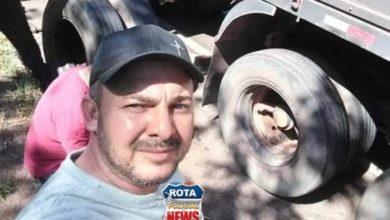 Foto de Caminhoneiro é morto a tiros por colega após briga em fila na cidade de Cabixi