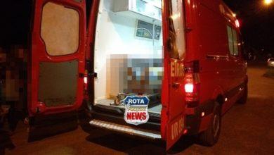 Foto de Jovem sofre atentado a facadas na avenida Major Amarante após sair de festa