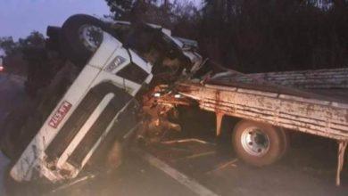 Photo of Motorista de Rondônia morre preso a ferragens junto com a irmã, após acidente em rodovia do Mato Grosso